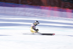 Craig Branch Beats Bode Miller to Secure Olympic Birth