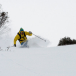 Post Season Powder – Thredbo October 7, 2009