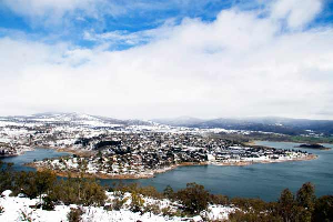 GALLERY – Jindabyne Snowstorm October 7, 2009
