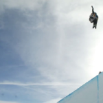 Markus Keller Shreds The Laax Superpipe, On a 183cm Powder Board – Video