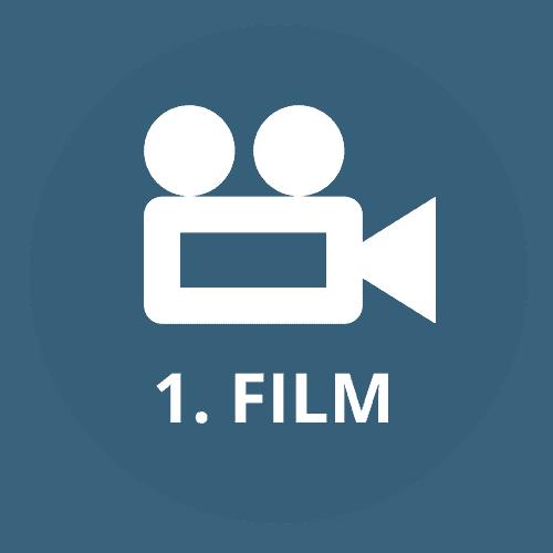 Film, upload,win