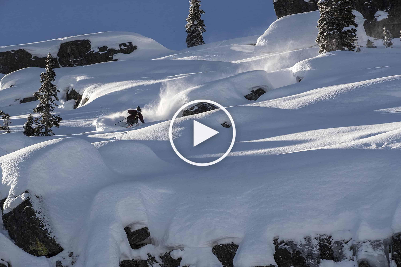 Pro Skier Duncan Adams – 2017 Self Edit – Video