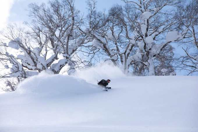 Ikon Pass holders now have 7 days access to Niseko's renowned powder. Photo: Aedan O'Donnell