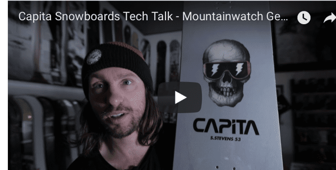 Gear Guide: Capita Snowboards Video Review