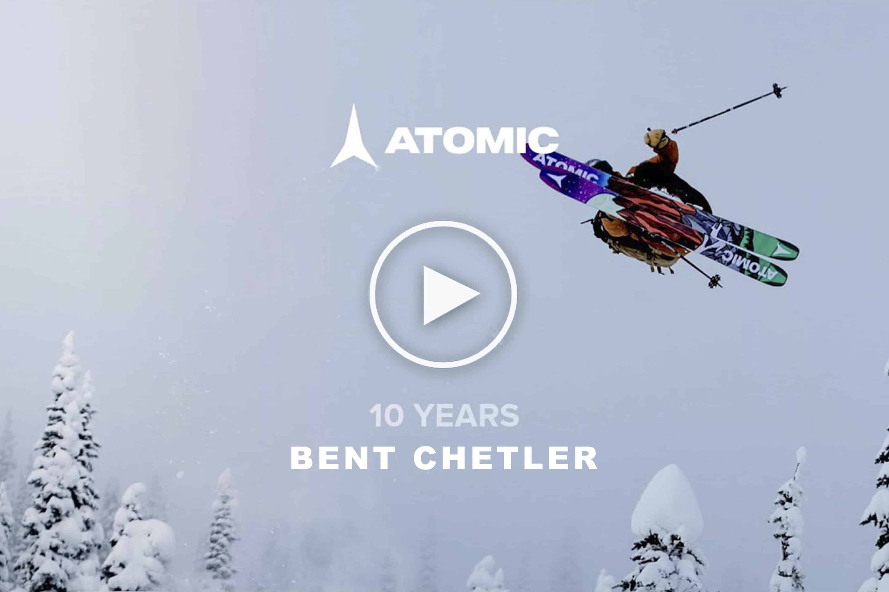 10 Years Of The Atomic Bentchetler – The Pinnacle Of A Playful Ski – Video