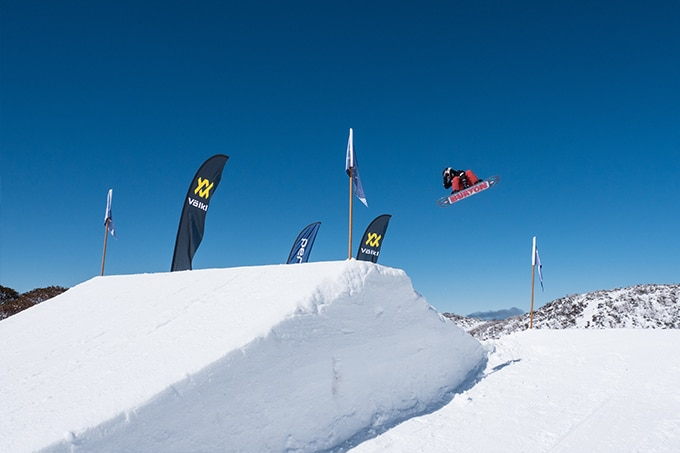 Australian Junior Freeride Championships at Perisher