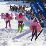 Pond Skim Makes A Big Splash At Buller