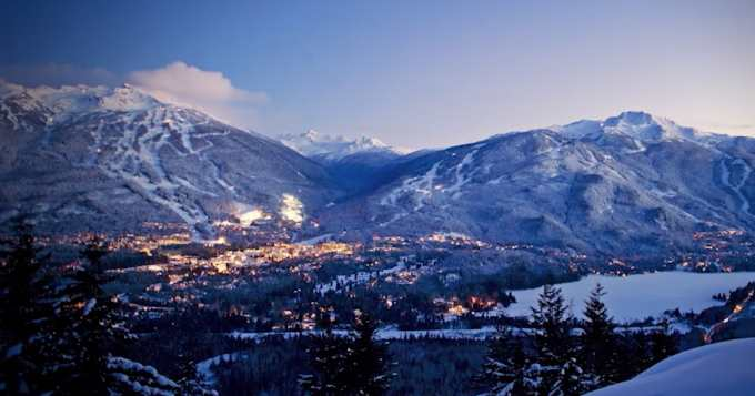 Whistler attracts people from all over the world. Photo: Whistler Blackcomb