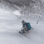 Winterfox – A Stunning Journey Through Hokkaido's Winter By Freeskier Lena Stoffel – Video