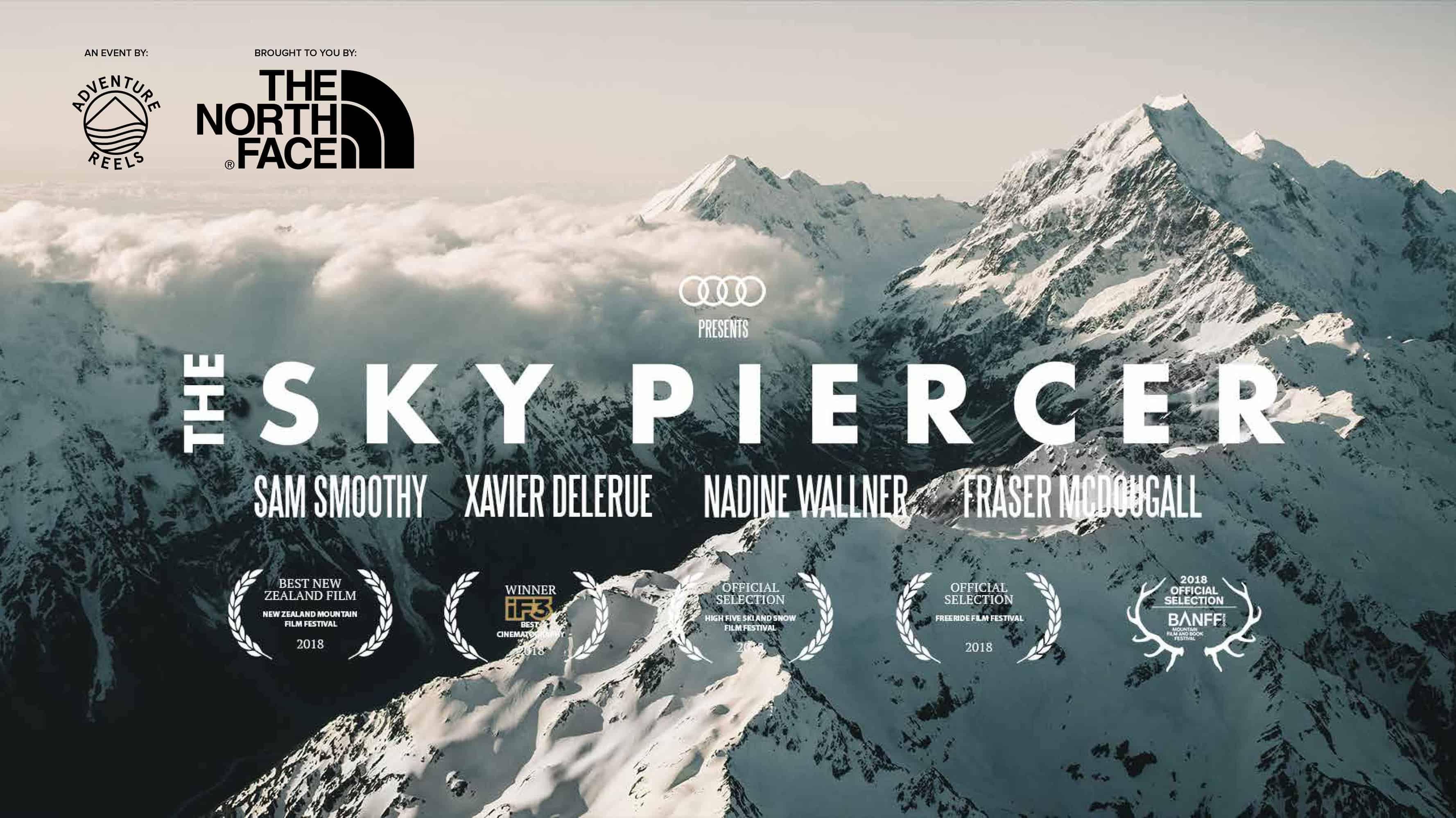 The Sky Piercer – Climbing and Skiing Aoraki (Mount Cook) New Zealand's Highest Mountain – Full Movie