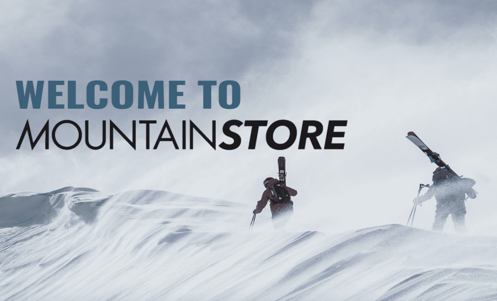 Shop the New MountainStore - Christmas Sale Up To 25% Off