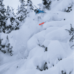 Stan Rey, pillow bouncing. Photo: Paul Morrison/Whistler Backcomb