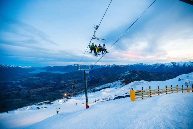 New Zealand Ski Packages New Zealand Snow Trip Mountainwatch