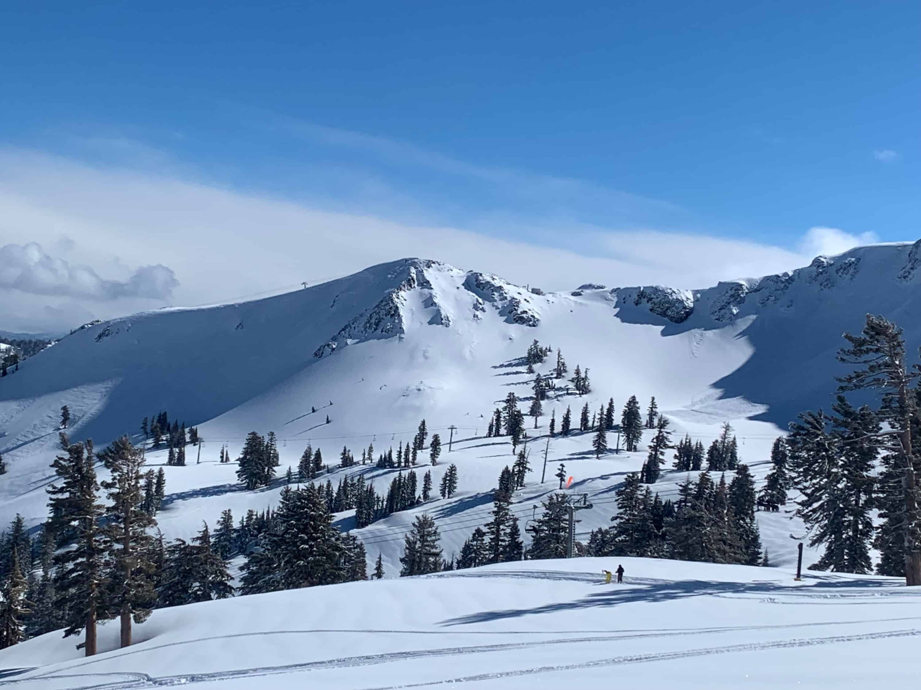 Headwall Chair, Squaw Valley Alpine Meadows | Mountainwatch