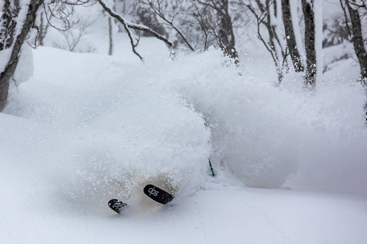 Untouched powder in the Niseko backcountry | Mountainwatch