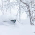 Consistent snowfalls have been topping up Niseko over the past week. Photo: Matt Wiseman / Niseko Photography