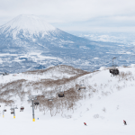 No big storms on the way, but plenty of opportunity this week to take in the view in Niseko. Photo: Matt Wiseman