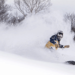 The powder has returned to Hakuba with 20-30cms up top today. Photo: Hakuba.com