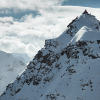 The venue in Verbier is a fitting location for the final event of the Freeride Would Tour. Photo: Daher/FWT