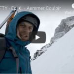 The Fifty – Cody Townsend's Quest to Ski The Fifty Classic Descents Of North America. Episode 6, Aemmer Couloir, Mount Temple, Banff