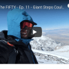 The Fifty – Giant Steps Couloir, Eastern Sierras, California. Episode 11 in Cody Townsend's Quest to Ski The 50 Classic Ski Descents of North America.