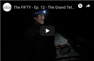 The Fifty – The Grand Teton, Jackson, Wyoming. Episode 12 in Cody Townsend's Quest to Ski The 50 Classic Ski Descents of North America