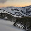 Hotham looking pretty for May 31. Photo: Chris Hocking