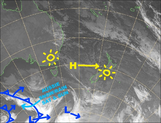 Grasshopper's Australian Forecast, June 26