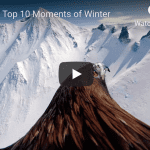 GoPro: TOP 10 MOMENTS OF WINTER