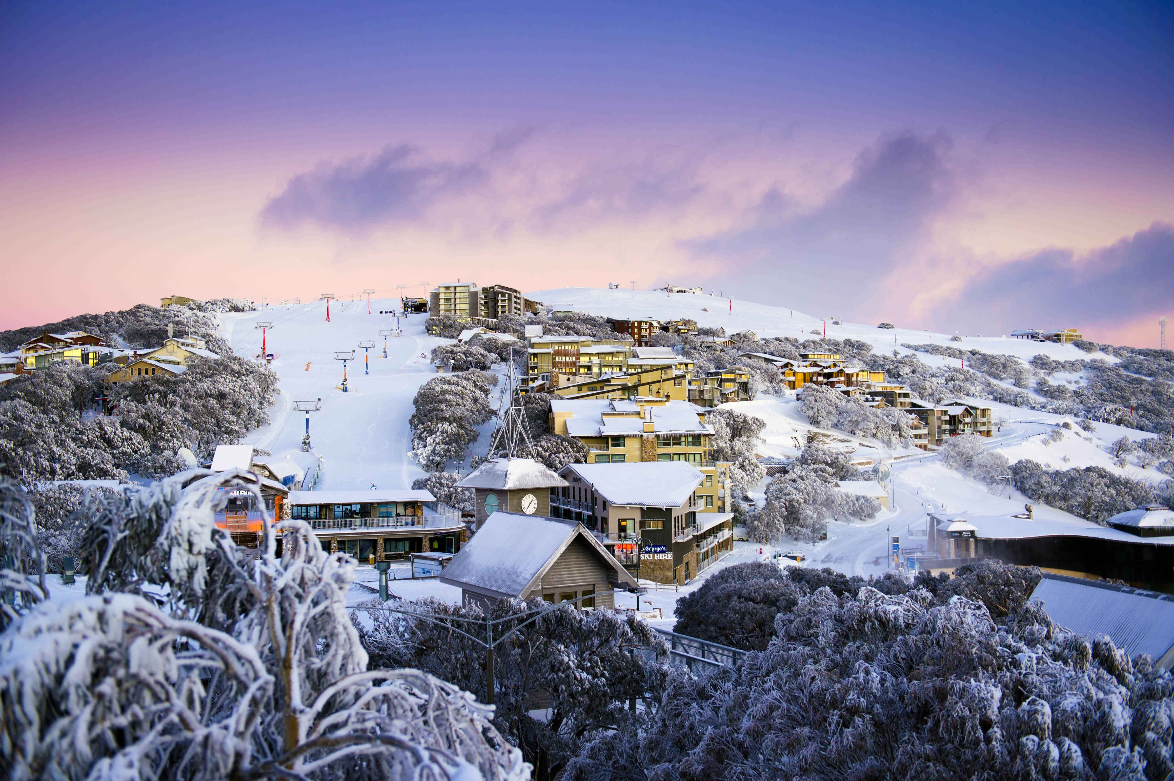 Mountainwatch Guide To Mt Buller