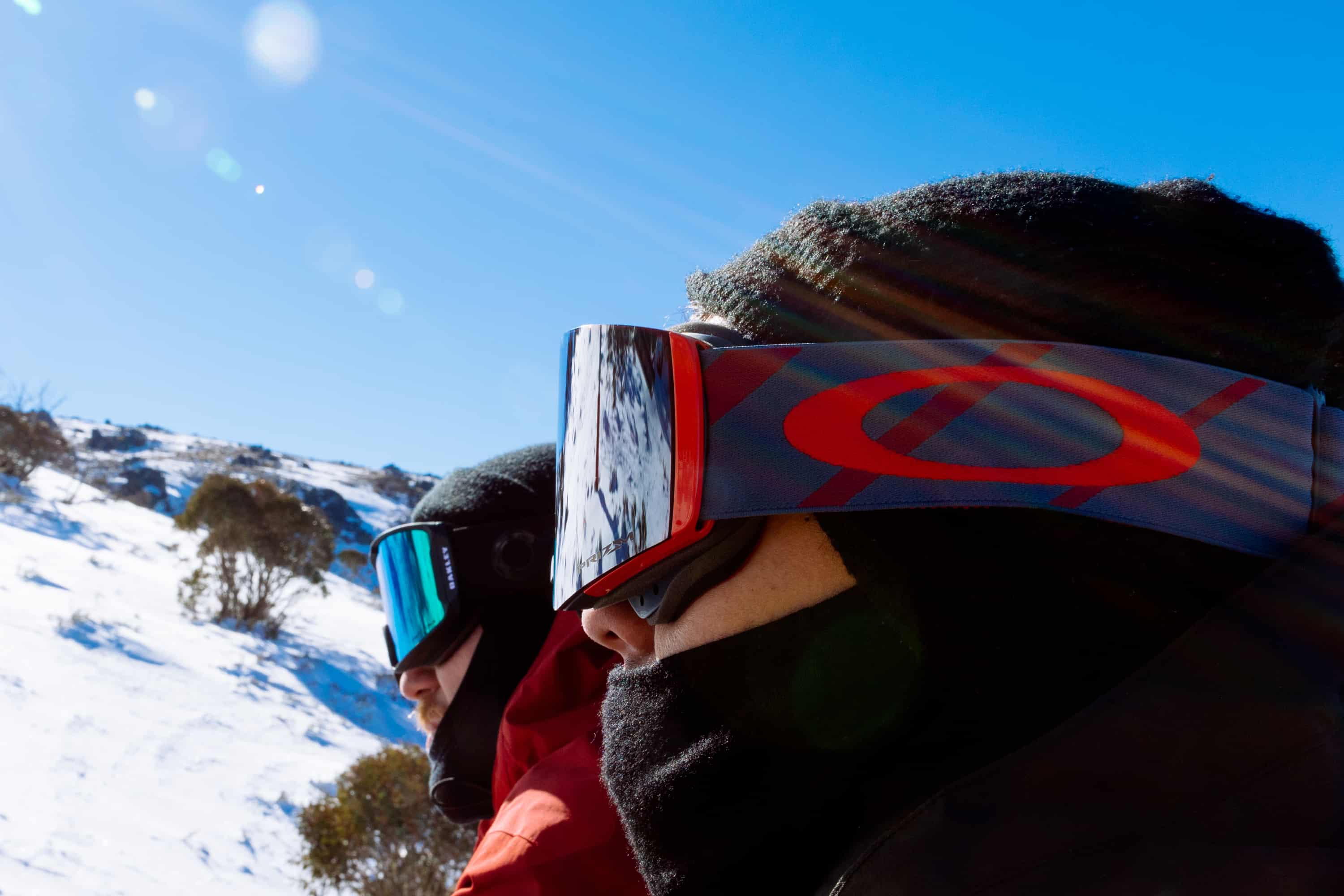 Lessons in Lenses – Mountainwatch Review A Rainbow Of Goggle Lenses – Oakley PRIZM Tech