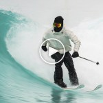 Candide Thovex's Ski The World – Behind the Scenes, The Wave