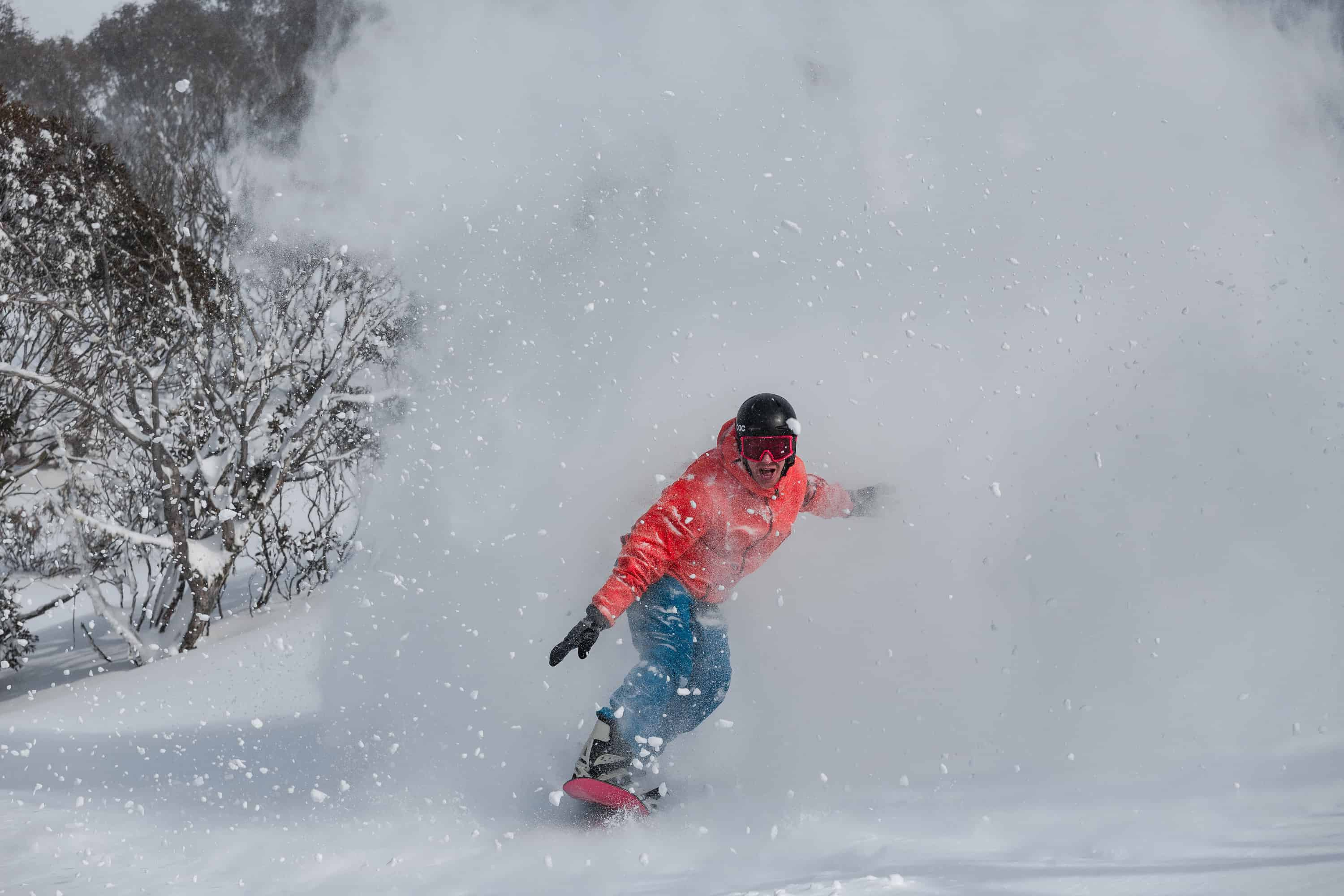 Storm Journal, August 7-12 - Snow Totals Up to 140cms Set Up Second Hald Of The Season