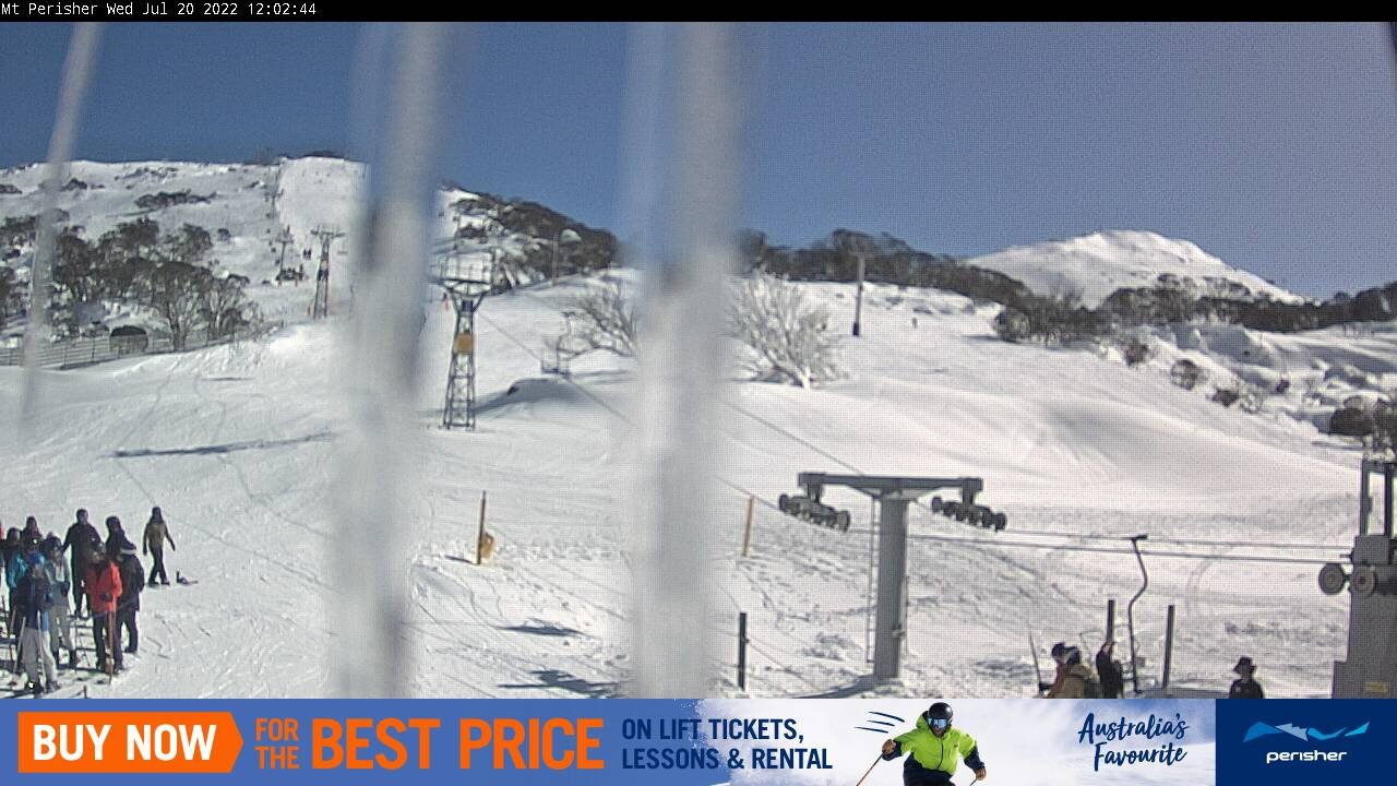 Mt Perisher