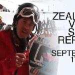 New Zealand Video Snow Report – September 17, 2009