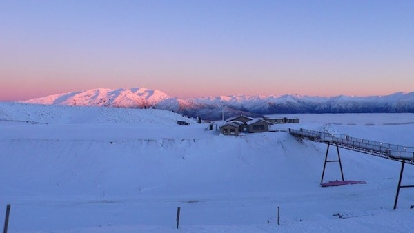 Snow Park NZ. Image - Snow Park NZ