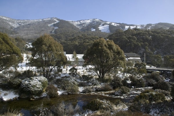thredbo river,