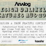 Analog Presents Design Unlikely Features Australia