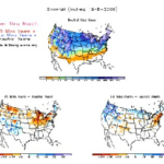 Northern Hemisphere Winter Reflection – Our LA NINA Forecasts Came True
