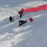 Aussies At Mt Baker Banked Slalom