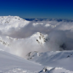 BACKCOUNTRY JOURNAL – Almost Skiing Twynam West Spur