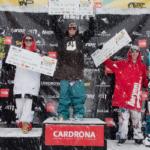 Taylor Seaton Wins Volkl NZ Freeski Halfpipe