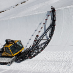 Snow Park buys 22 foot Pipe Cutter