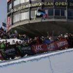 TTR WORLD TOUR Piiroinen, Clark Claim Victory in Burton European Open Halfpipe