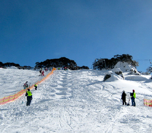 Northern Division NSW Interschools Snowsports Enjoys Perfect Conditions