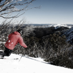 13 August, 2010 – Blue skies on Black Friday at Hotham