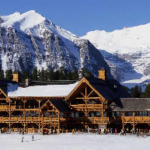 Early Snowfalls Blanket The Canadian Rockies And The Ski Areas Of Alberta