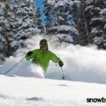 VIDEO 1m October Snowstorm for SNOWBIRD