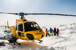 Canada vs. Alaska - The Ultimate Heliski Showdown - Travel