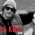 Jake Koia's New Website